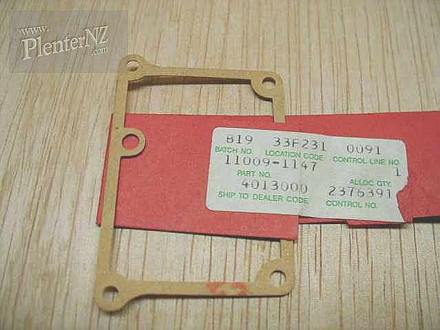 11009-1147 - FLOAT CHAMBER GASKET