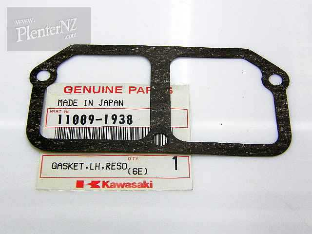 11009-1938 - RESONATOR GASKET,LH