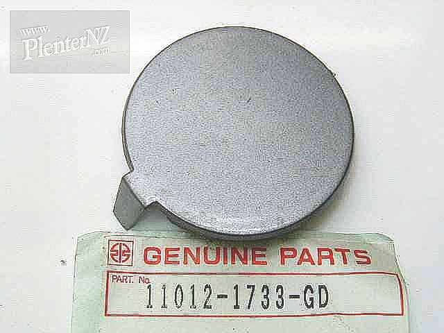 11012-1733-GD - FORK CAP,GRAY