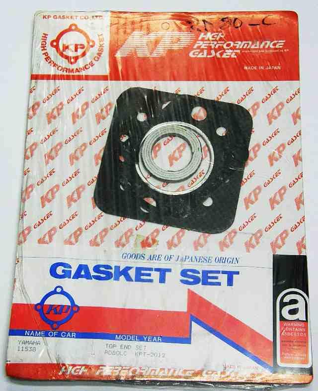 11538 - Yamaha RD80LC Gasket set