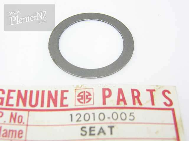 12010-005 - VALVE OUTER SPRING SEAT