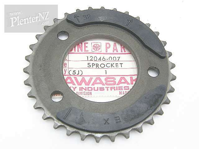 12046-007 - CAMSHAFT SPROCKET,EXHAUST