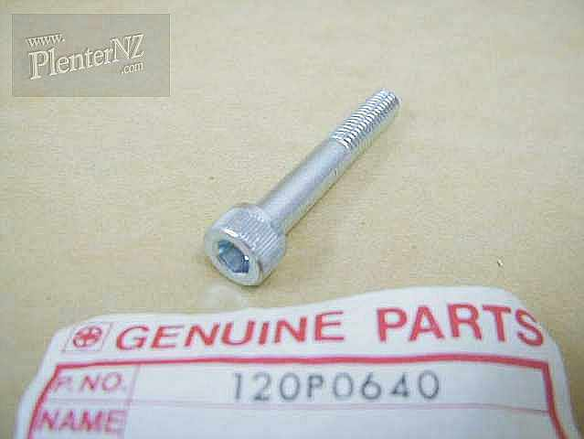 120P0640, BOLT-SOCKET