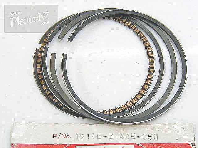 12140-01410-050 - RING SET,PISTON (OS:0.5)