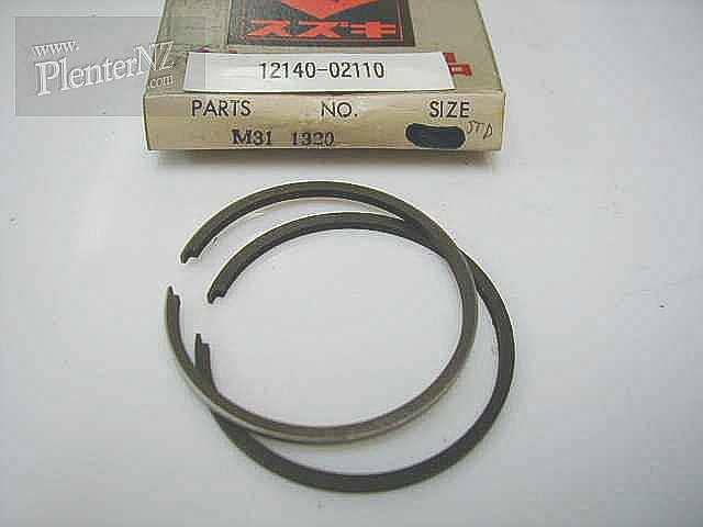 12140-02110 - PISTON RING SET STD