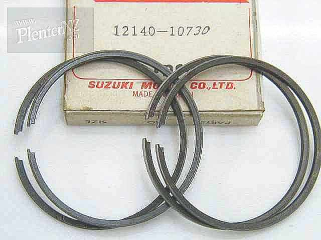 12140-10730 - PISTON RING SET 0.5 OPT