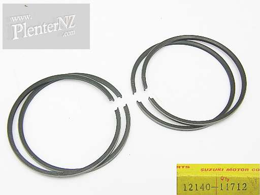 12140-11712 - RING SET for 2 PISTONS o/s 1.00