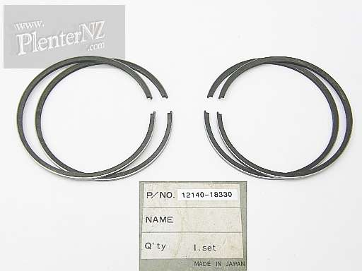 12140-18330 - RING SET STD for 2 PISTONS