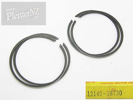 12140-18730 - RING SET for 2 PISTONS O/S 1.00