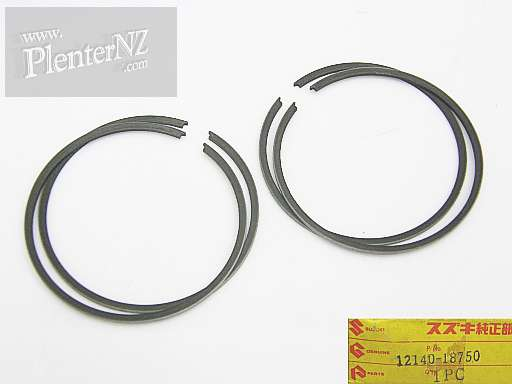 12140-18750 - RING SET for 2 PISTONS O/S 0.50