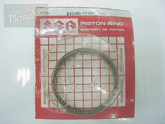 12140-43422-000 - RING SET,PISTON