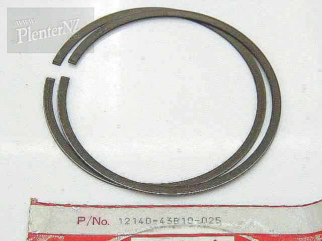 12140-43B10-025 - RING SET,PISTON (OS:0.25)