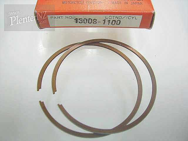 13008-1100 - PISTON RING SET