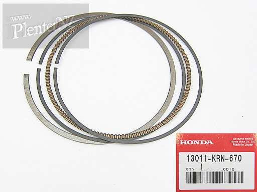 13011-KRN-670 - RING SET,PISTON (STD.)