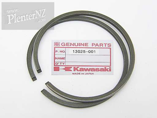 13025-001 - RING SET, PISTON O/S 0.020