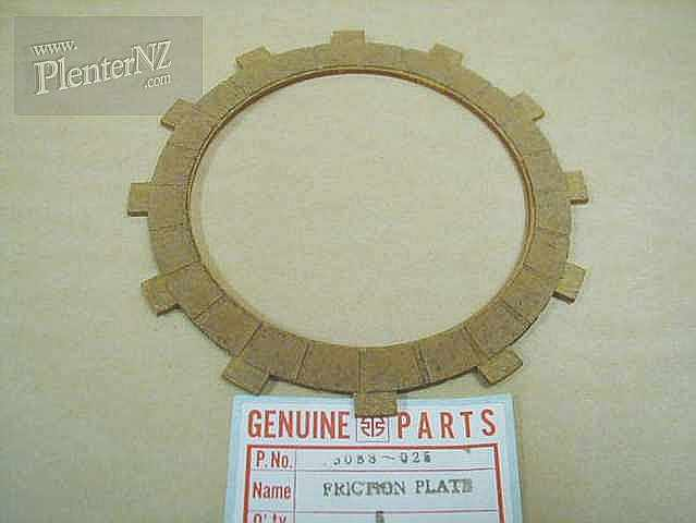 13088-025 - CLUTCH FRICTION PLATE,13088-039,13088-1015
