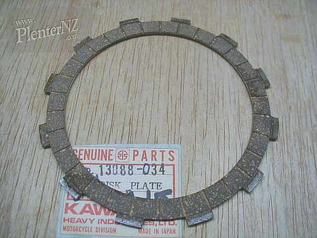 13088-034 - CLUTCH FRICTION PLATE,13088-1057