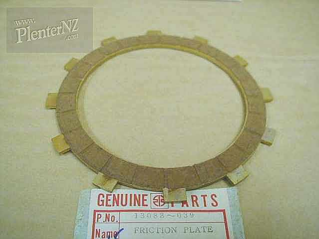 13088-039 - CLUTCH FRICTION PLATE,13088-1015
