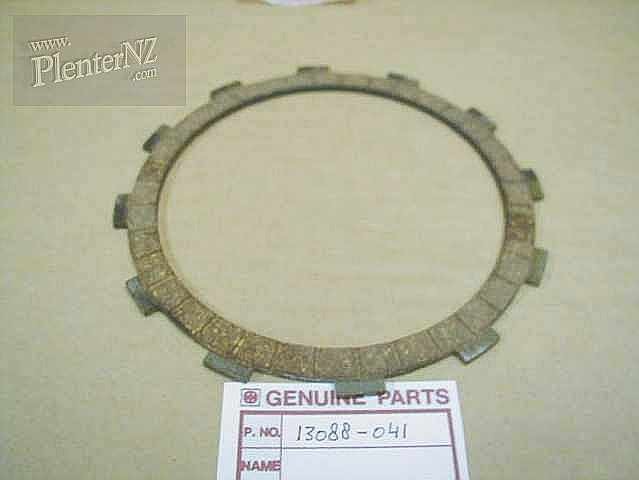 13088-041 - CLUTCH FRICTION PLATE,13088-1091