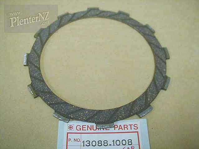 13088-1008 - CLUTCH FRICTION PLATE,13088-1057