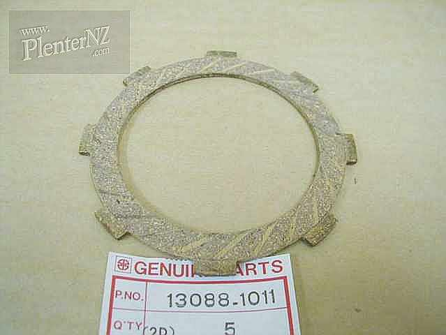13088-1011 - FRICTION PLATE,13088-1103
