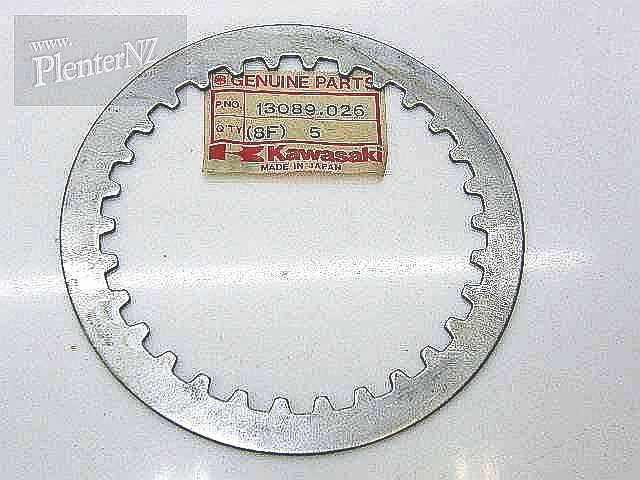 13089-026 - CLUTCH PLATE,STEEL