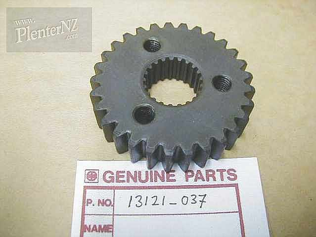 13121-037 - GEAR,SHAFT,2ND,29T