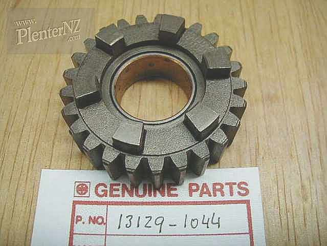 13129-1044 - GEAR,DRIVESHAFT,4TH