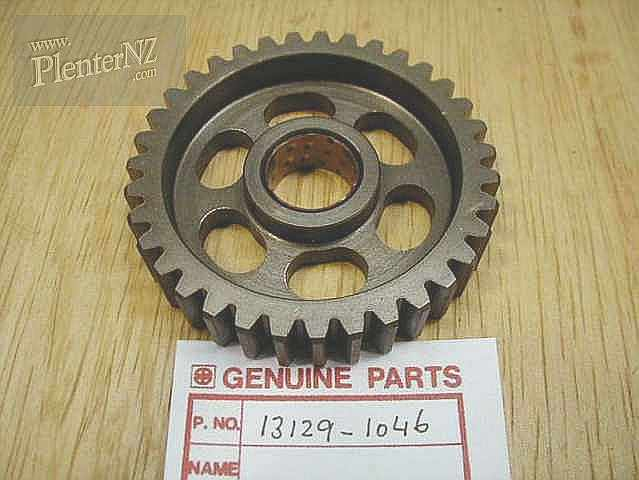 13129-1046 - LOW GEAR,OUTPUT SHAFT