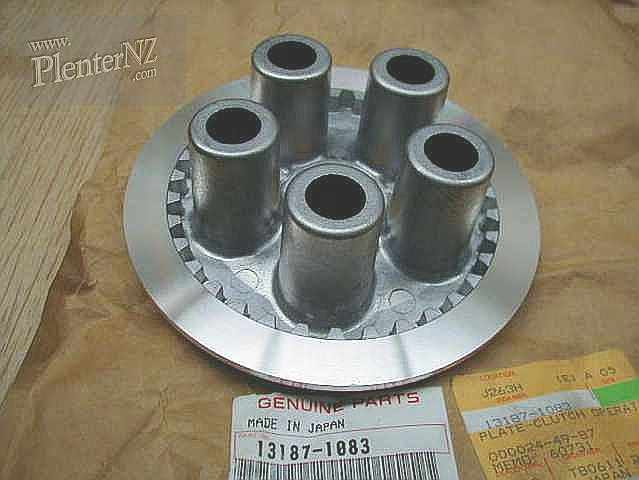 13187-1083 - CLUTCH OPERATING PLATE