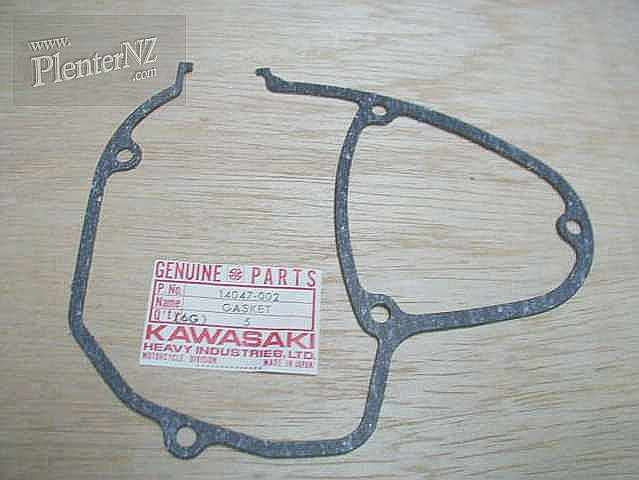 14047-002 - CARBURETOR CRANKCASE COVER GASKET