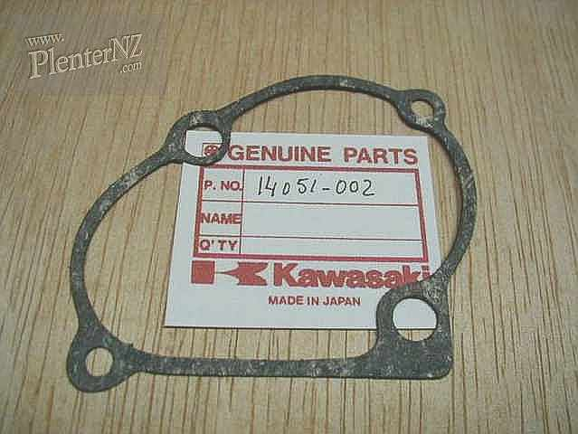 14051-002 - ENGINE COVER CAP GASKET,LH
