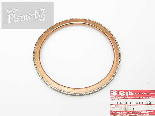 14181-40C00 - GASKET,EXHAUST PIPE