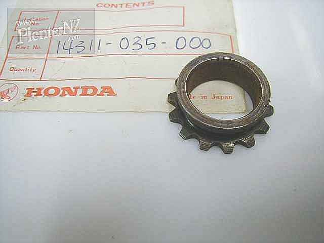14311-035-000 - SPROCKET,TIMING (14T) (14311-116-000)