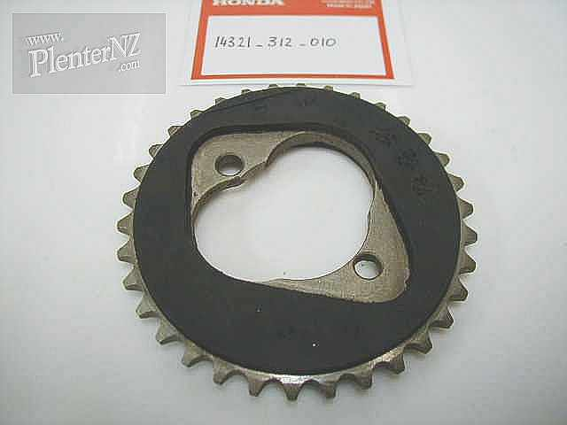 14321-312-010 - SPROCKET, CAM (34T)