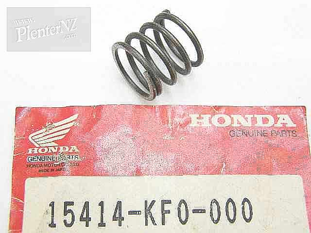 15414-KF0-000 - SPRING,OIL FILTER ELEMENT