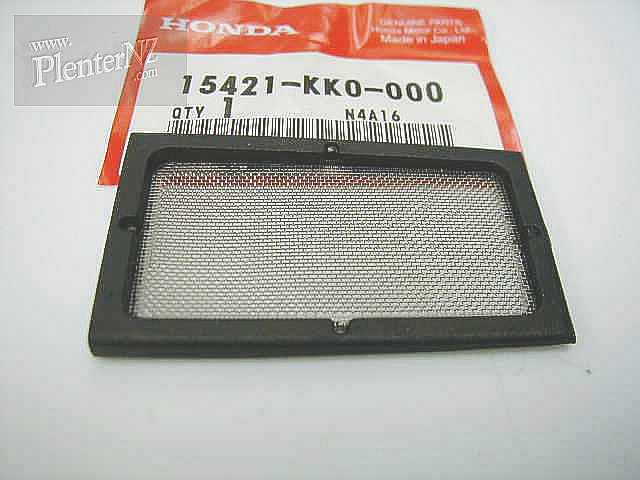 15421-KK0-000 - SCREEN, OIL FILTER