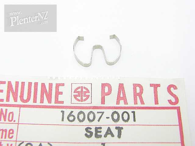 16007-001 - THROTTLE VALVE SPRING SEAT
