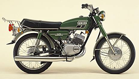 1978 - RS125 2A0