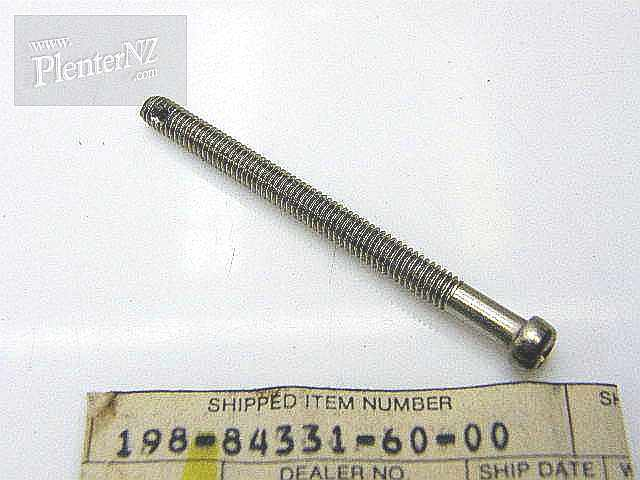 198-84331-60-00 - SCREW, ADJUSTING