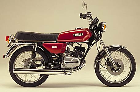 1981 - RS125 2A0