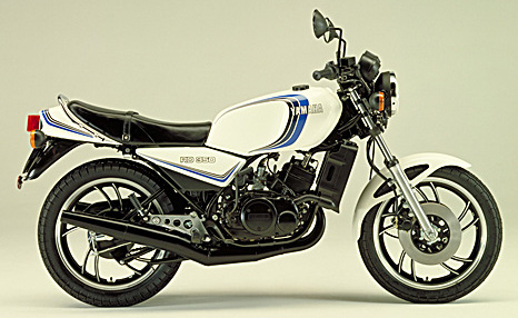 1982 - RD350LC 4L0
