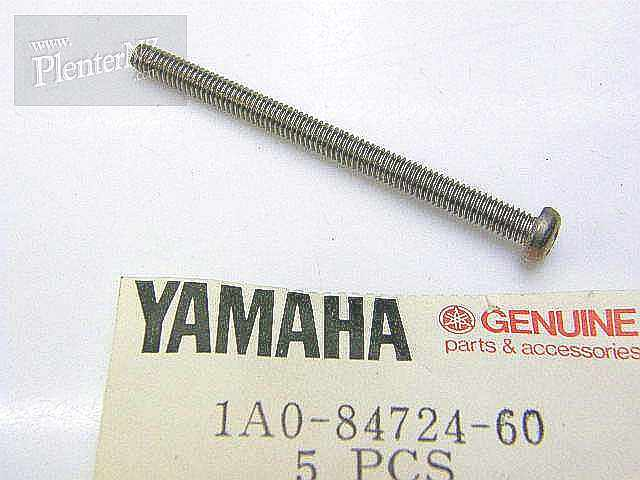 1A0-84724-60-00 - SCREW, LENS FITTING