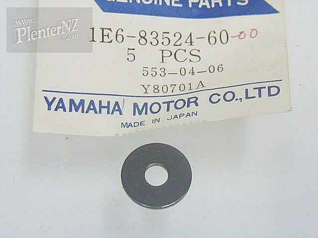 1E6-83524-60-00 - WASHER, METER FITTING