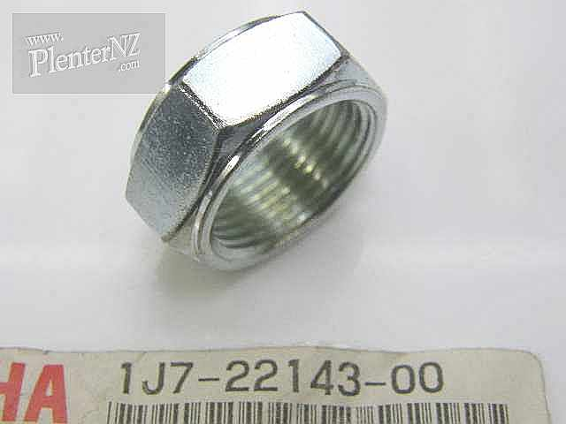 1J7-22143-00-00 - NUT, PIVOT SHAFT