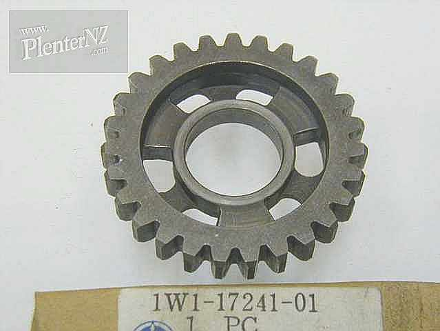 1W1-17241-01-00 - GEAR, 4TH WHEEL (25T)