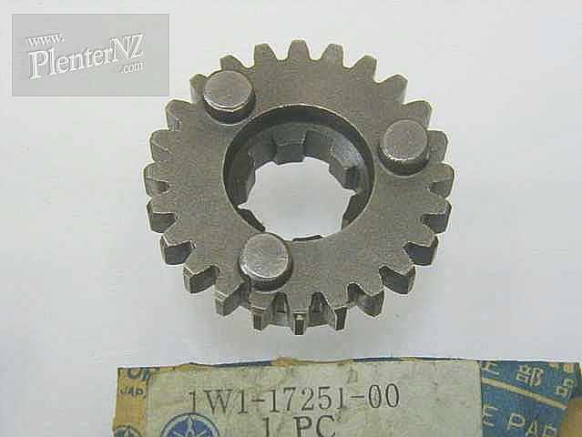 1W1-17251-00-00 - GEAR, 5TH WHEEL (24T)
