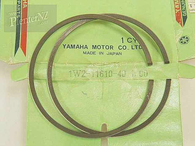 1W2-11610-40-00 - PISTON RING SET (4TH O/S) ALT. PART