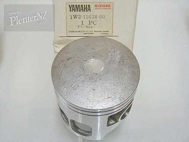 1W2-11638-00-00 - PISTON (67.00MM 4TH O/S) ALT. PART