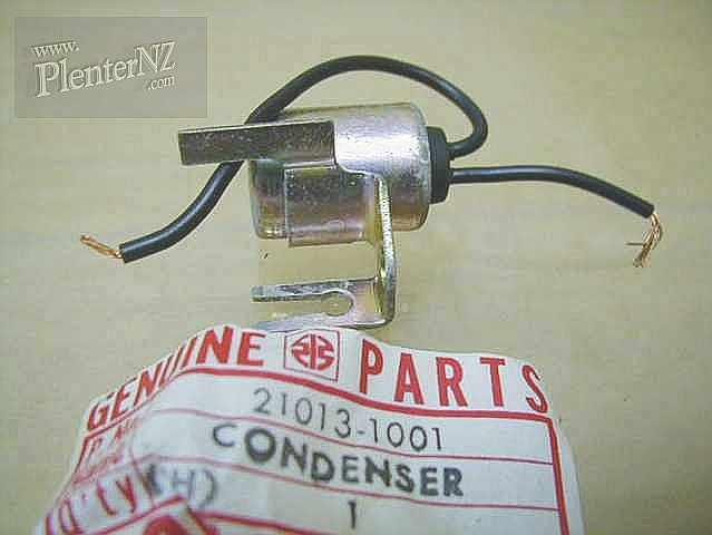 21013-1001 - CONDENSER